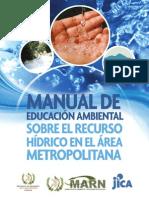 Manual Educacion Ambiental Agua