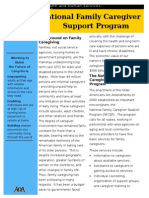 2001677 Health and Human Services National20Family20Caregiver20Support20Program