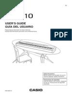 Manual Px 310