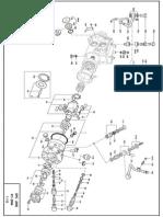 Despiece Bomba Cav DPC Fiat Duna 1.7
