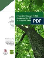 i -Tree Canopy Cover - Massachusetts