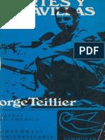 TEILLIER, Jorge - Muertes y Maravillas