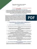 De La Pelicula Lorenzo (Cuestionario)