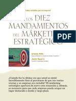 Los Diez Mandamientos Del Marketing Estrategico