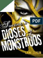 Dreams of gods and monsters-sueños de dioses y monstruos