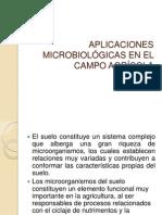 Seminario 2014 (Aplicaciones Microbiológicas en El Campo Agrícola)