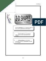 (11)2-D Shapes (pg 88-96)