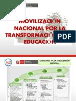 1 Movilizacion Por La Educación