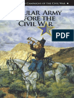 The Regular Army Before the Civil War