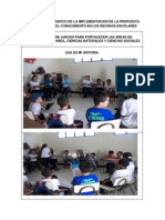 Fotos Desarrollo de La Propuesta