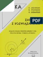 Fizyka Zadania z Rozwiazaniami Jezierski Kolodka Sieranski
