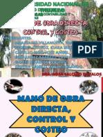 Grupo 2 - Mano de Obra Directa, Control y Costeo