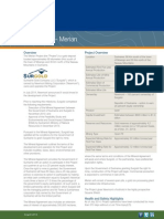 Merian FactSheet