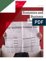 Www.rug.Nl Education Brochures-PDF Economicsandbusinesseconomics