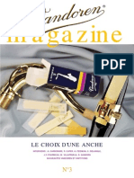 Vandoren Magazine 3 (French)