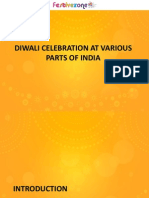 Diwali Celebrations at Various Parts of India