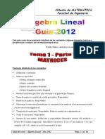 AlgLin 2012 Tema1 Parte1