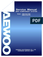Daewoo+AMI-316,+317+audio
