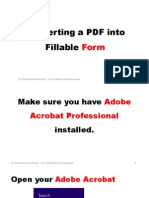 Fillable PDF Form