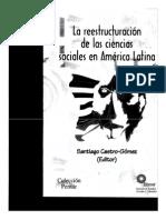 WALTER MIGNOLO Diferencia Colonial y Razon Postoccidente (Epilogo)