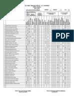 1º a Formato Perfil Grupal 2014-2015