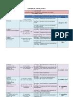 Calendario Linea 2015-1