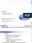 P1.L01 2 (36s)Wireless Internet-Oriented Infrastructures and Protocols 20131029