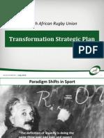 SaruTransformation Plan