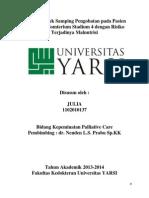 Case Report Julia 1102010137
