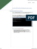 Guía de Detección y Eliminación de Malwares 2014.