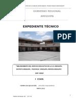 i.e. Arequipa Memoria Descriptiva Mayo 2012