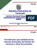 29b Seniat Presentación Facturación Iva 591 Y 592