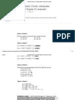 Fundamental of Electric Ciruits Alexander Sadiku 3rd Edition Chapter 01 Manuals