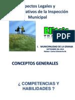 Curso Inspeccion Municipal La Granja