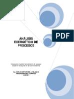 Analisis Exergetico de Procesos
