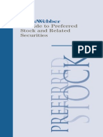 A Guide to Preferred Stock and Related Securities