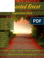 September 2014 Enchanted Forest Magazine