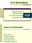 Safety in Excavations Presentation