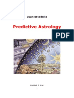 Predictive Astrology Juan Estadella