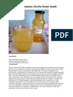 Sciroppo Di Ananas Ricetta Home Made