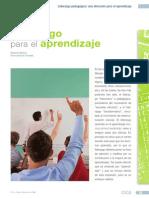El Liderazgo Pedagogico y El Aprendizaje Ccesa007
