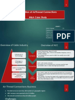 M&A_Group 3 - AirThread Valuation