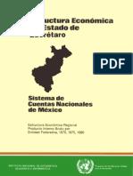 Estructura Económica Del Estado de Querétaro