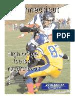 2014 Connecticut High School Football Record Book