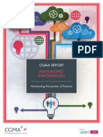 CGMA Report Managing Innovation Harnessing the Power of Finance