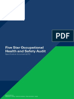 MA131 Five Star Audit Spec v4[1]