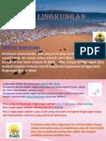1. Ilmu Lingkungan & Ekosistem