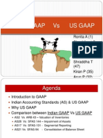 indian gaap v/s us gaap