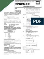 CEPREMAX - Aritmética Semana 01 _(Teoria de Conjuntos_)