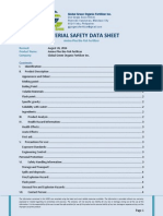 Material Safety Data Sheet 2